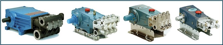 Cat Pumps High Pressure Pumps