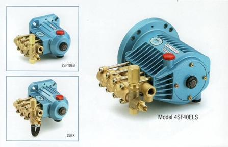 Direct drive pump from Bestline Manufacturing